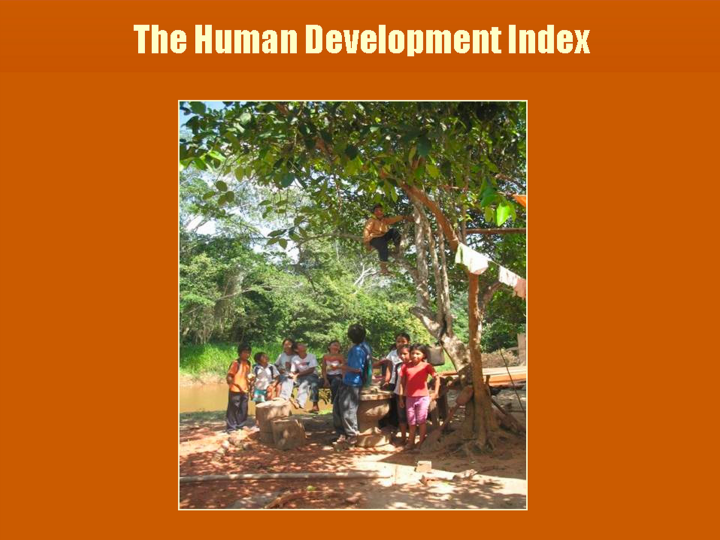 Towards Other Ways of Measuring Human Development - page 3